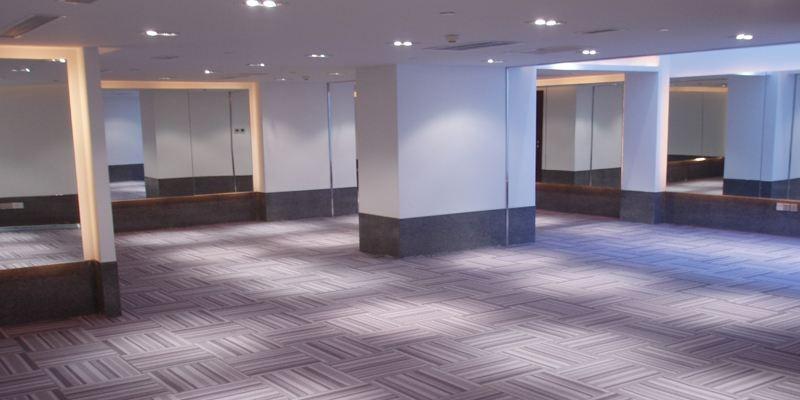 办公方块地毯的类型有哪些?