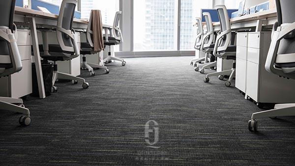 Dell Philippines办公地毯案例
