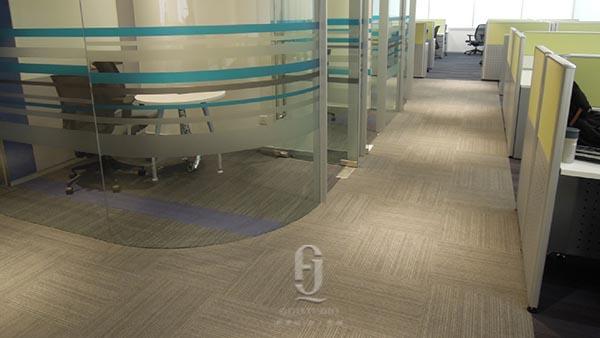 Dell HK办公地毯案例