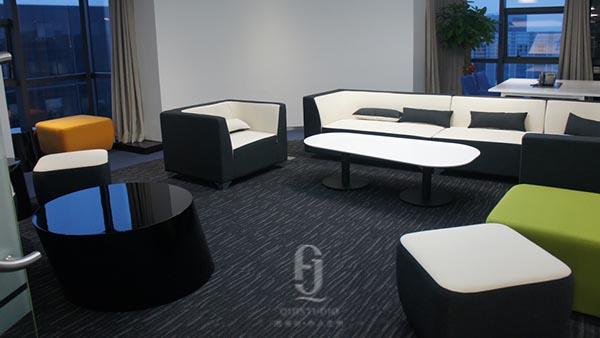Dell Xiamen办公地毯案例