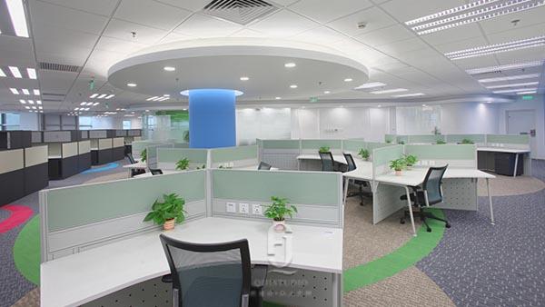 Dell Beijing办公地毯案例
