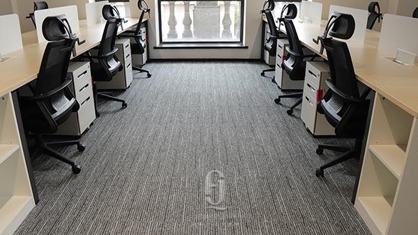 上海·永和路光明地产办公地毯案例