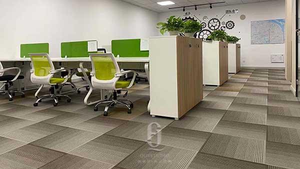 上海穆森景观设计地毯新铺案例