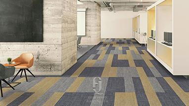 办公地毯 金系列
